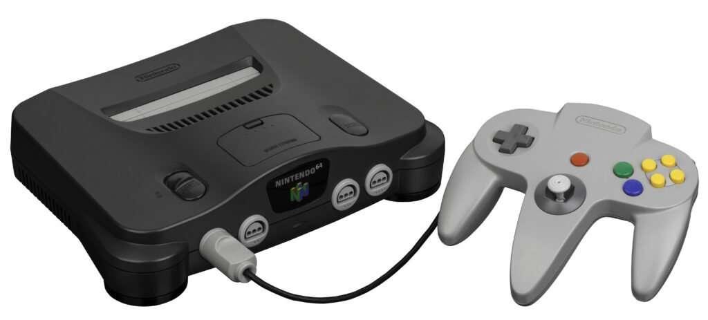 Nintendo-64-wController-R