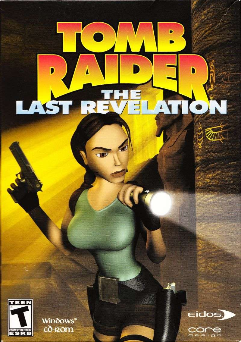 Collective Review Tomb Raider The Last Revelation Chronicles